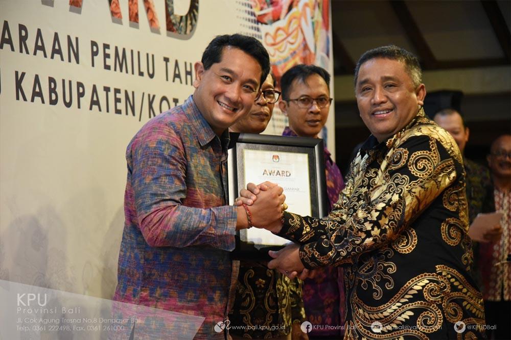 KPU BALI AWARD